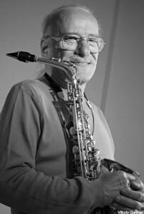 Vittorio Gennari (Foto pubblicata dalla pagina Facebook Pesaro Jazz Club)