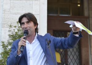 Flash mob Andrea Biancani