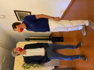 Ario Costa e Walter Magnifico, la storia della Victoria Libertas, insieme a Villa Cattani Stuart