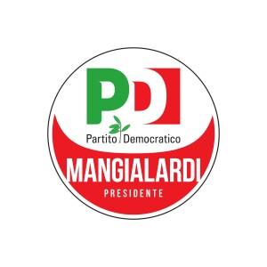 Il nuovo logo del PD per le Elezioni Regionali 2020