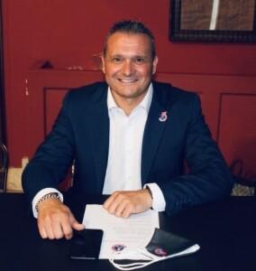 l segretario della CNA di Pesaro e Urbino, Moreno Bordoni
