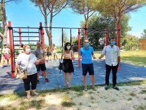 workout parco Scarpellini