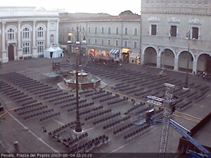 Giovedì sera, alle ore 20,30, Piazza del Popolo ospiterà la Petite messe solennelle