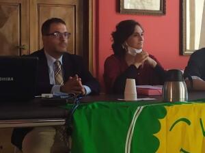 Gianluca Carrabs e Maria Rosa Conti dei Verdi
