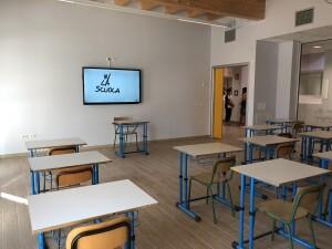 La scuola di via Lamarmora