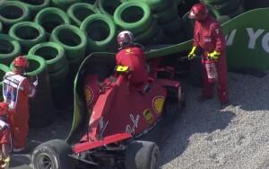 L'incidente di Leclerc