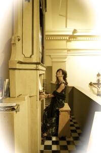 Organista Fabiana Ciampi