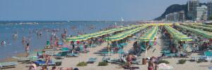 Spiaggia Pesaro foto