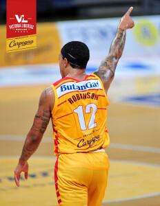 ROBINSON ButanGas e Carpegna Prosciutto Basket Pesaro ancora insieme