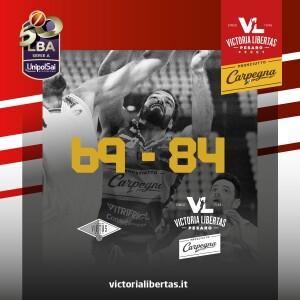 Virtus Roma-Vuelle (grafica tratta dalla pagina Fb della Vuelle)