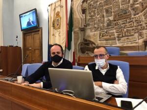 Daniele Vimini e Matteo Ricci