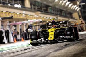 Ocon stupendo secondo con la Renault