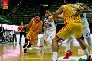 Vuelle sconfitta a Treviso