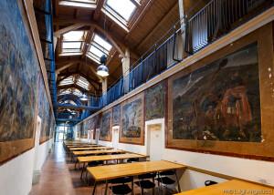 Biblioteca San Giovanni (Foto Luigi Angelucci)