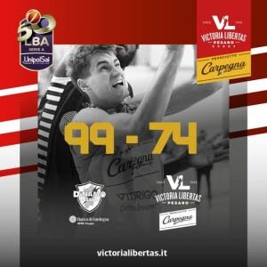 Sassari-Vuelle (screenshot tratto dalla pagina Fb della Vuelle)
