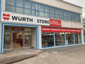 Würth Store Fano