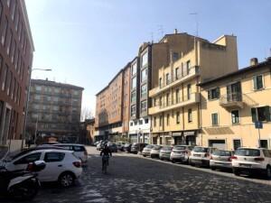 Piazzale I Maggio e via Bertozzini