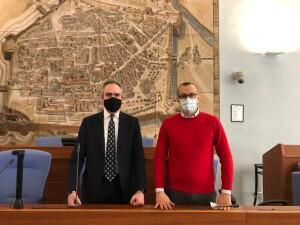 Foto Comune di Pesaro e Banca Mps