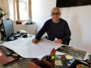Enzo Belloni, assessore all'Operatività