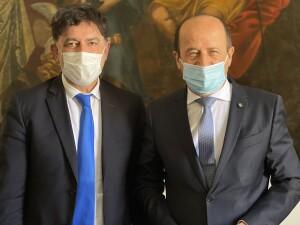 Roberto Cioppi e Amerigo Varotti
