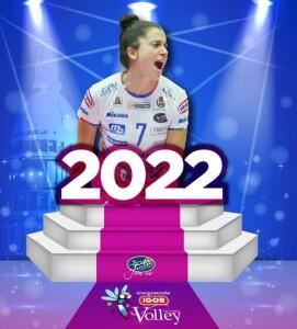 L'annuncio dell'Igor Gorgonzola sulla conferma di Ilaria anche per il 2021:22