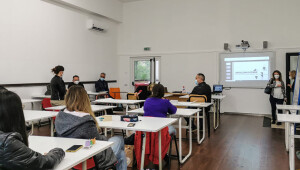 Presentazione progetto Apolloni Outside