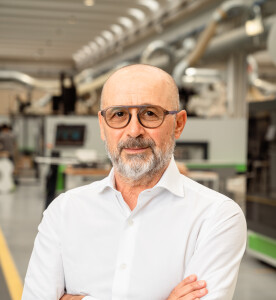 Roberto Selci, CEO Biesse Group