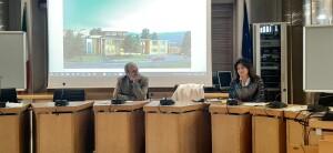 Il progetto presentato dal presidente della Provincia Giuseppe Paolini e dal sindaco di Tavullia Francesca Paolucci