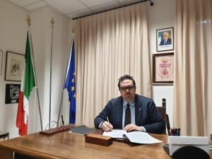 Davide Dellonti sindaco di San Lorenzo in Campo