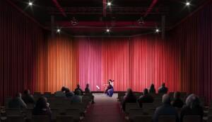 Sala della Repubblica - Teatro Rossini