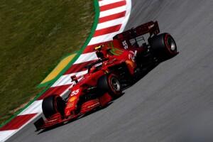 6° posto per Sainz nel circuito di casa  (credit: @Scuderia Ferrari Press Office)