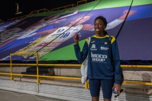Paola Egonu, campionessa dell'Imoco Conegliano, la più forte pallavolista al mondo (Foto CEV)