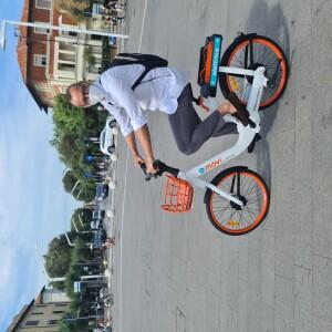 Matteo Ricci su E-Bike