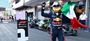 Splendida vittoria di Sergio Perez
