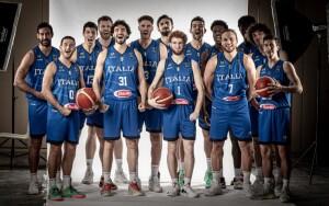 I 12 convocati dell'Italbasket