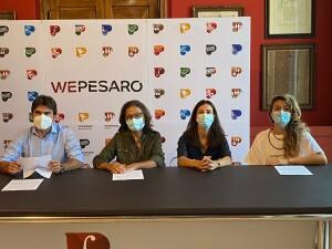 Andrea Biancani, Antonella Antonelli (Noi come prima), Sara Mengucci, Eleonora Fiorani