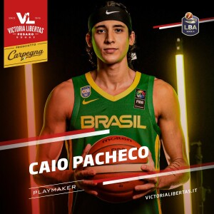Welcome Caio Pacheco