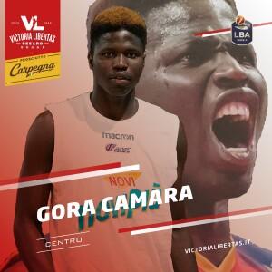 Welcome Gora Camara