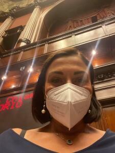 Alessia Morani in Parlamento