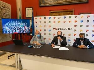 Saul Salucci, Daniele Vimini e Sergio Manuelli