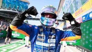 Tutta la gioia di Ricciardo